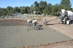 05. Laying Concrete
