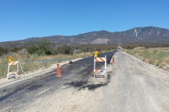 16. Road project